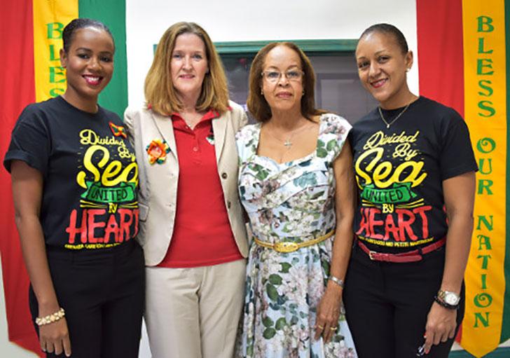 Grenada Targets Gold Medal Number Thirteen At Rhs Chelsea